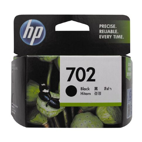 HP Ink 702 Black (600 Pages)