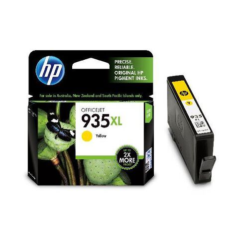 HP Ink 935XL Yellow (825 Pages)