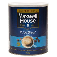 Maxwell House Granules Coffee Branded Import 750g