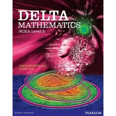 Ncea Year 13 Delta Mathematics Textbook