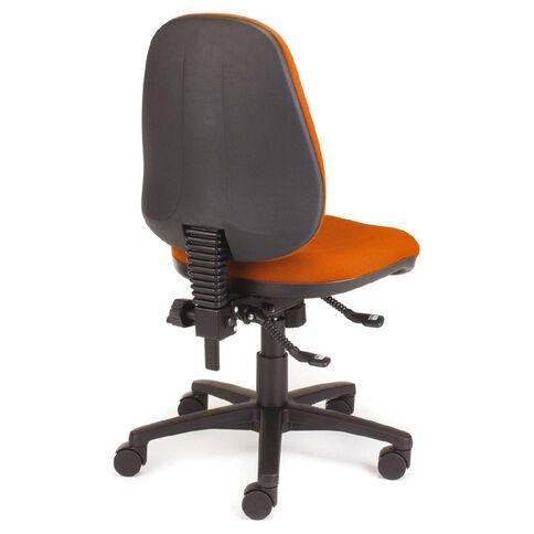 Chair Solutions Ergon Highback Chair Orange
