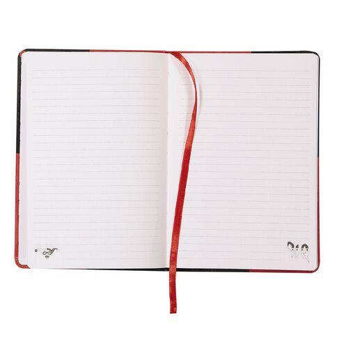 DC Harley Quinn PU Notebook Black & Red A5
