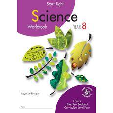 SR Year 8 Science Workbook Esa
