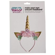 U-Do Make Your Own Unicorn Headband