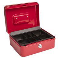 Impact Cash Box Red 8 inch