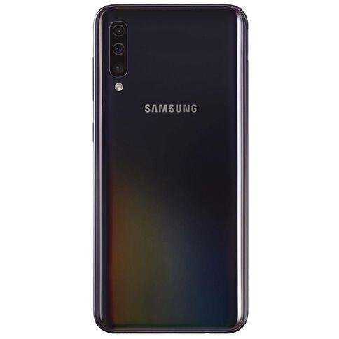 2degrees Samsung A50 Black