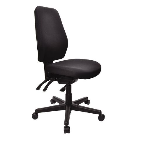 Buro Seating Aura Ergo Plus Black