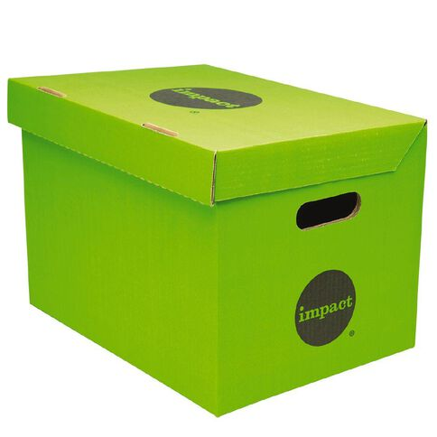 Impact Archive Box Green
