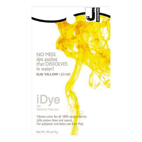 Jacquard iDye 14g Sun Yellow