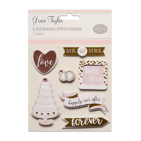 Grace Taylor Wedding Adhesions