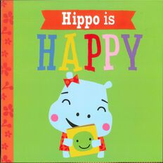 Playdate Pals: Hippo is Happy