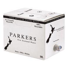 Parkers Still Water Box 10L