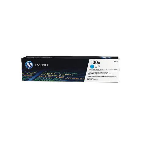 HP Toner 130A Cyan (1300 Pages)