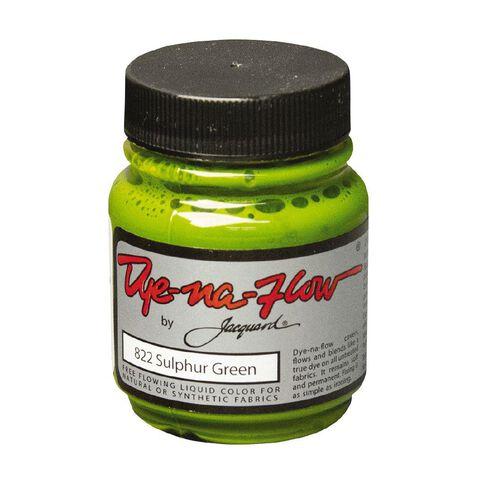 Jacquard Dye-Na-Flow 66.54ml Sulphur Green