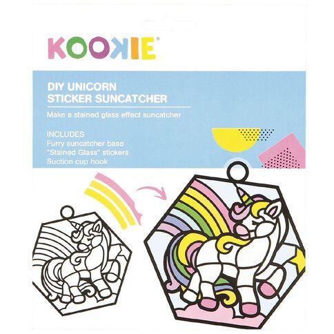 Kookie Sticker Suncatcher Kit Unicorn