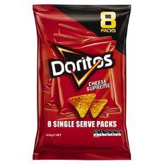 Doritos Cheese Supreme 8 Pack