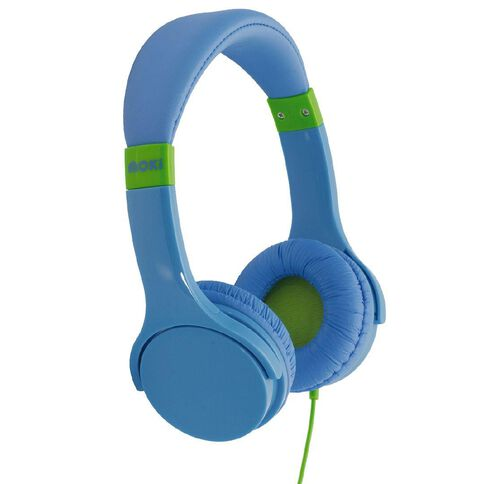 Moki Lil Kids Headphones Blue