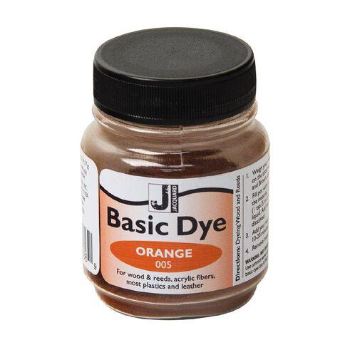 Jacquard Basic Dye 14.17g Orange