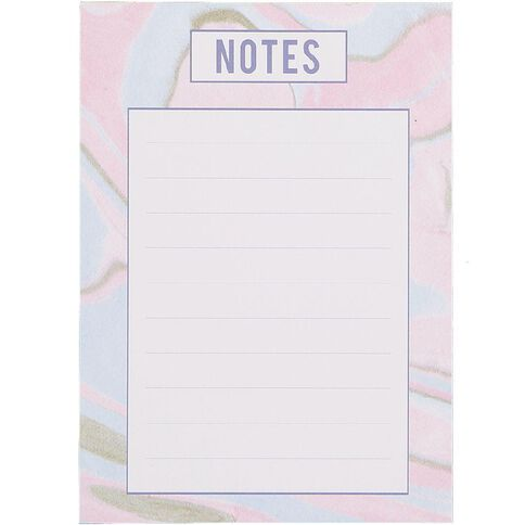Uniti Creativity Takes Courage Notepad A6