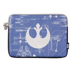 Star Wars 11 inch Notebook Sleeve Rebellion