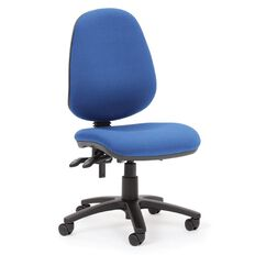 Chairmaster Apex Highback Chair Electric Blue