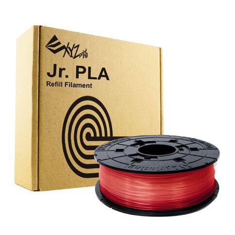 XYZ Da Vinci Printer Filament PLA Red (600gm)