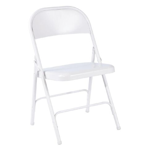 Workspace Folding Chair White