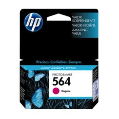 HP Ink Cartridge 564 Magenta (300 Pages)