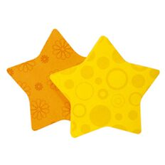 Post-It Super Sticky Star 7350 Yellow