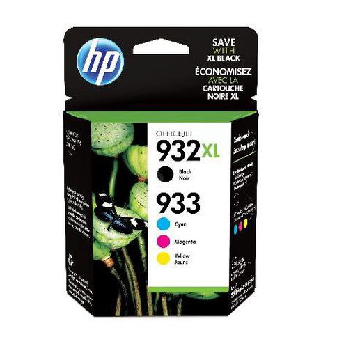 HP Ink 932XL/933 Combo Pack