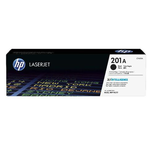 HP Toner 201A Black (1500 Pages)