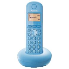 Panasonic Kx-Tgb210Nzf Cordless Phone Blue