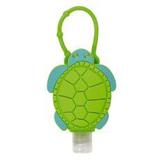 Novelty Hand Sanitiser Watermelon Lemonade Turtle Holder 29ml