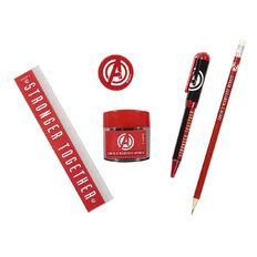 Avengers Stationery Set 5 Piece