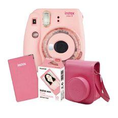 Fujifilm Instax Mini 9 Gift Pack Pink