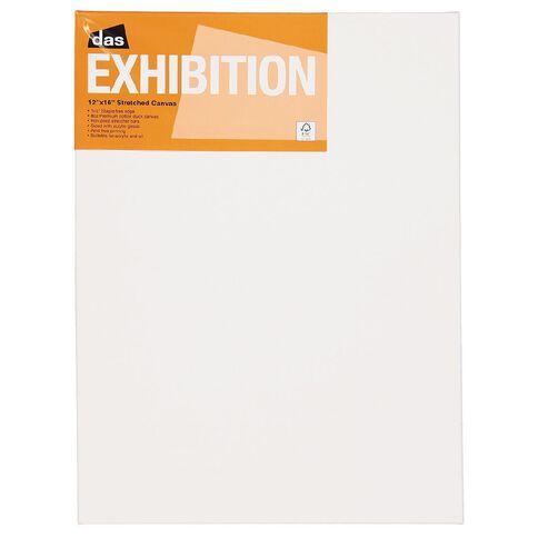 DAS 1.5 Exhibition Canvas 12 x 16in