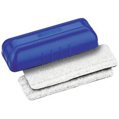 Quartet Eraser Whiteboard Quartet Magnetic Blue
