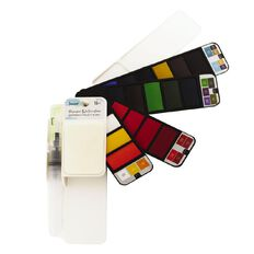 Jasart Voyager Watercolour Flip Set 18