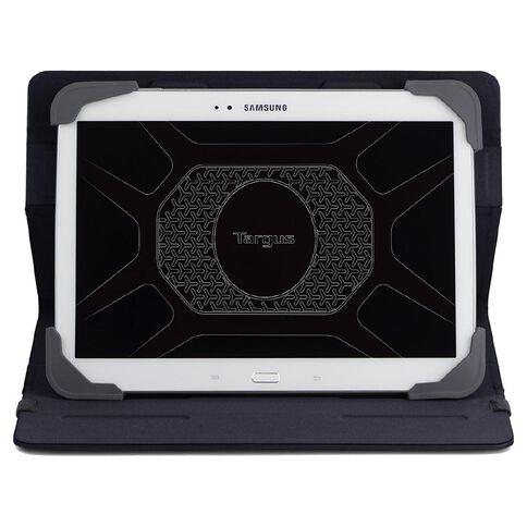 Targus Fit-N-Grip 9-10 Rotating Universal Tablet Case Black