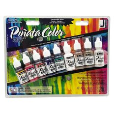 Jacquard Pinata Colour Alcohol Ink Exciter 9 Pack