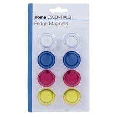 Home Essentials Fridge Magnets 8 Piece