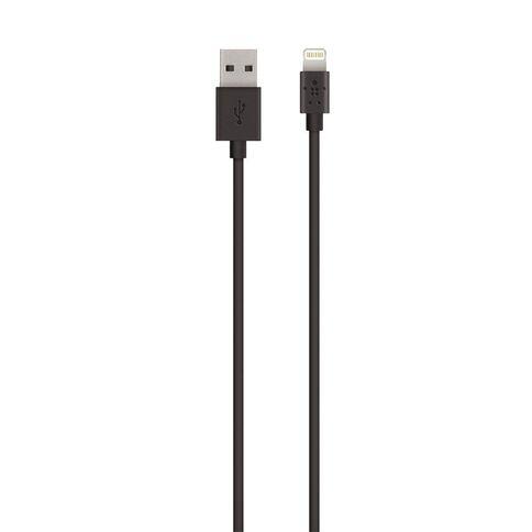 Belkin Lightning Cable 1.2m Black