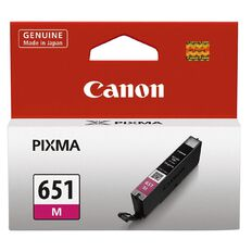 Canon Ink CLI651 Magenta (330 Pages)