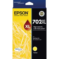 Epson 702XL DURABrite Ink Yellow (950 Pages)