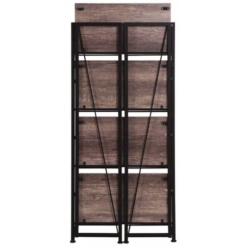 Workspace Folding Bookcase