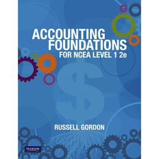 Ncea Year 11 Accounting Foundations Textbook
