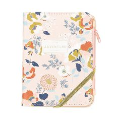 Uniti Winter Bloom Passport Holder