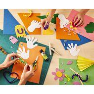 Kookie Chenille Glitter Multi-Coloured 30 Pack