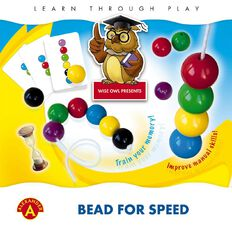 Alexander Games Bead for Speed