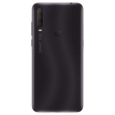 Vodafone Smart V11 32GB 4G Locked SIM Bundle Grey